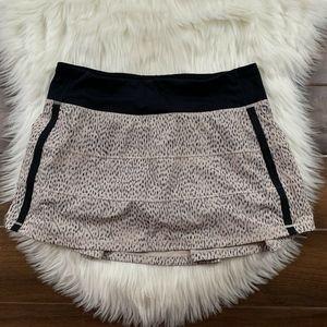 Lululemon Pace Rival Skirt II Skort